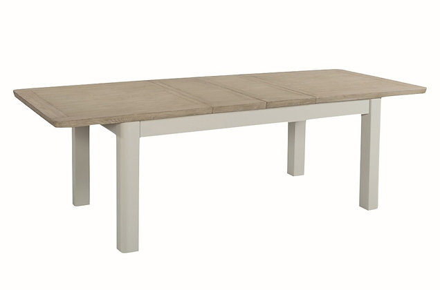 Travis Painted Large Extending Dining Table