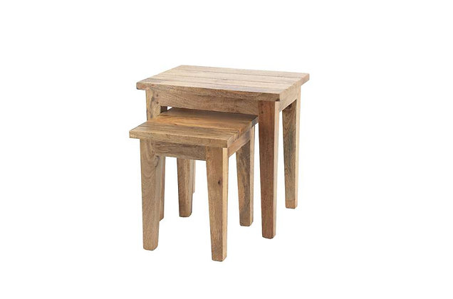 Ancient Mariner Metro Nest Of 2 Tables