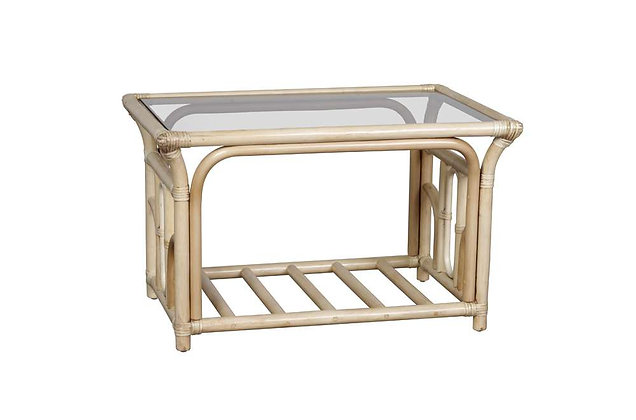 Baltimore Cane Coffee Table