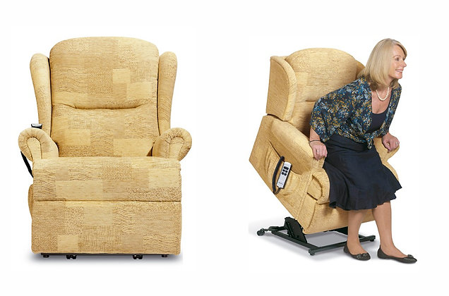 Sherborne Malvern Royale Lift & Rise Care Recliner Chair