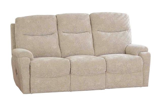 Furnico Townley 3 Seater Manual Recliner Sofa