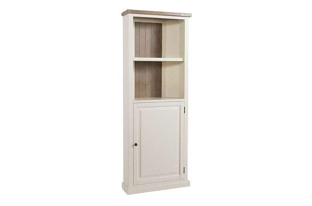 Santana Corner Display Cabinet