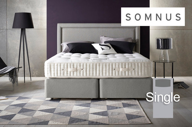 Somnus Sovereign 16000 Single Divan Bed