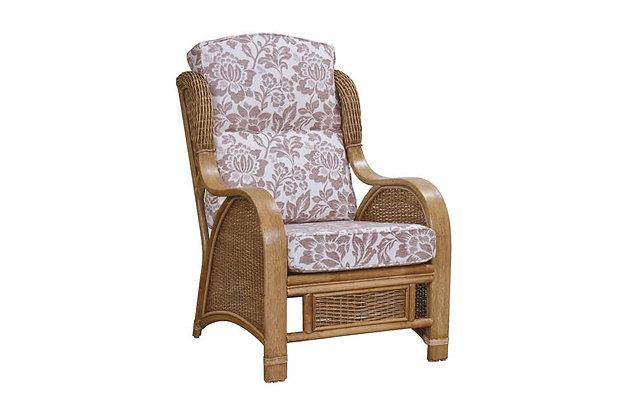 Bari Cane Armchair