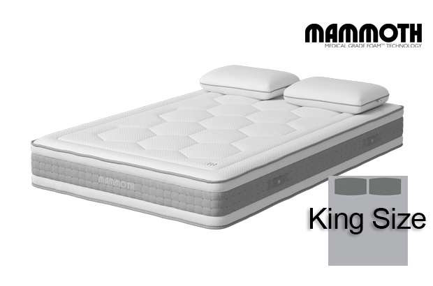 Mammoth Shine Essential Firmer King Size Mattress
