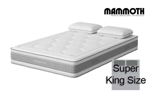 Mammoth Shine Essential Firmer Super King Size Mattress