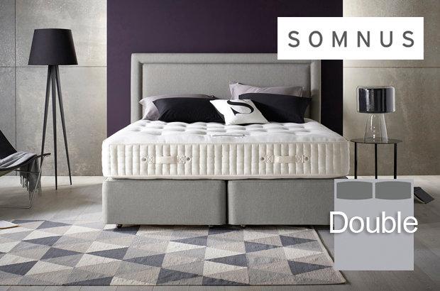Somnus Sovereign 16000 Double Divan Bed