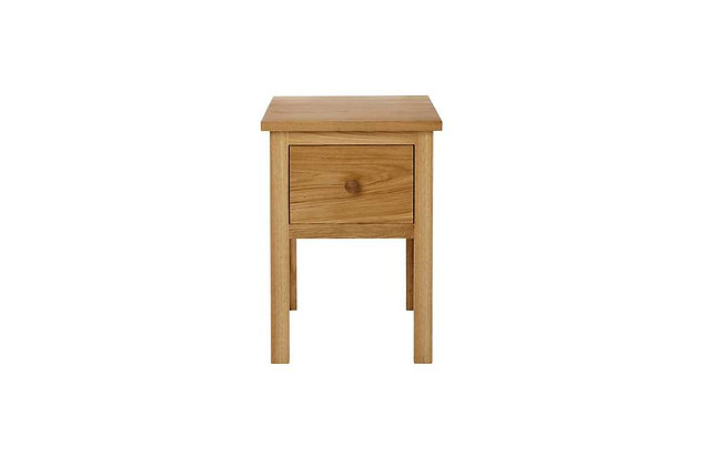 Newport Lamp Table with Drawer