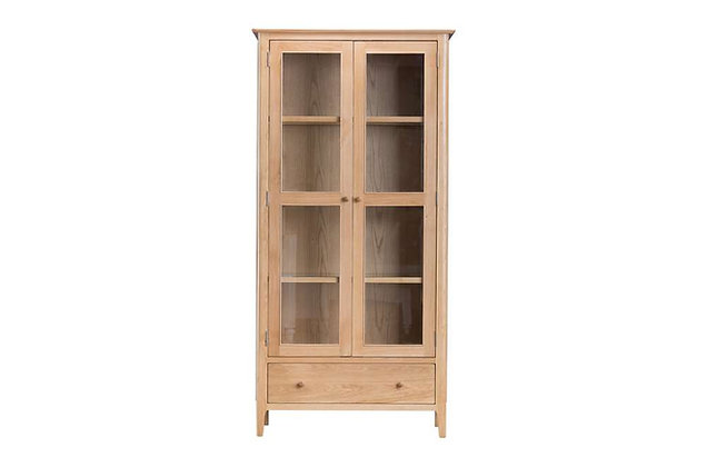 Nottingham Display Cabinet with Lights