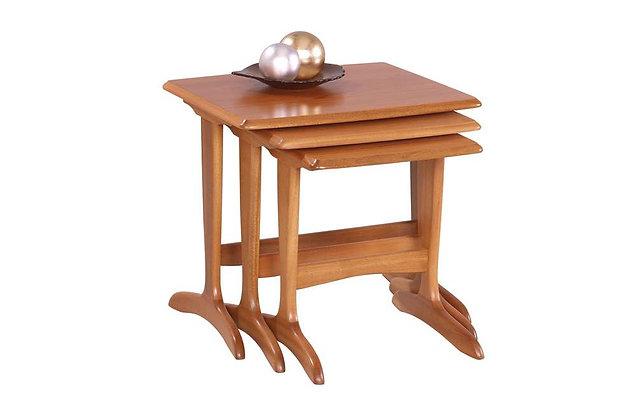 Sutcliffe Trafalgar Nest of 3 Tables