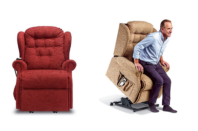 Sherborne Lynton Small Lift & Rise Care Recliner Chair