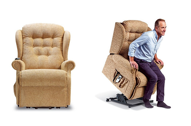 Sherborne Lynton Standard Lift & Rise Care Recliner Chair