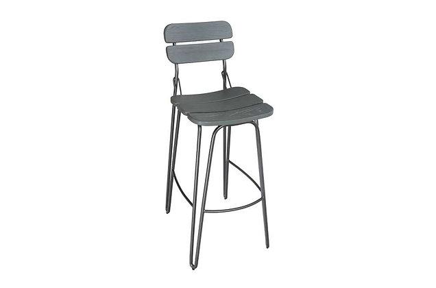 Delta Bar Chair