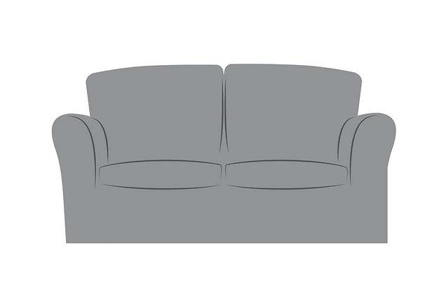 Fenice Leather 2 Seater Sofa