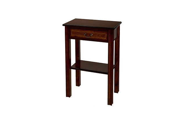 Ashmore Simply Classical 1 Drawer Chippendale Hall Table