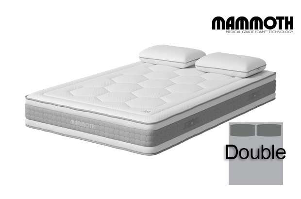 Mammoth Shine Essential Medium Pocket Double Mattress