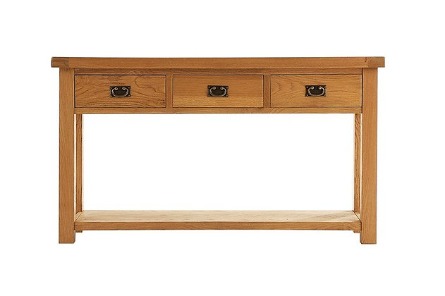 Oakwood Large Console Table