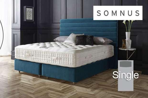 Somnus Legend 22,500 Single Divan Bed