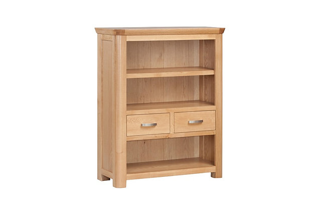 Travis Low Bookcase