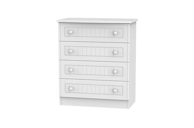 Welcome Bedroom Warwick 4 Drawer Chest