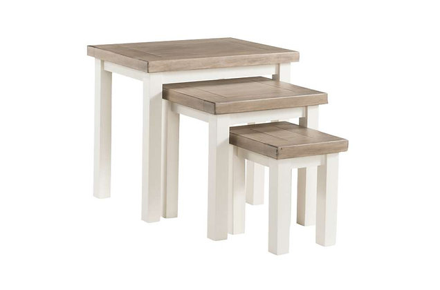 Santana Nest of 3 Tables
