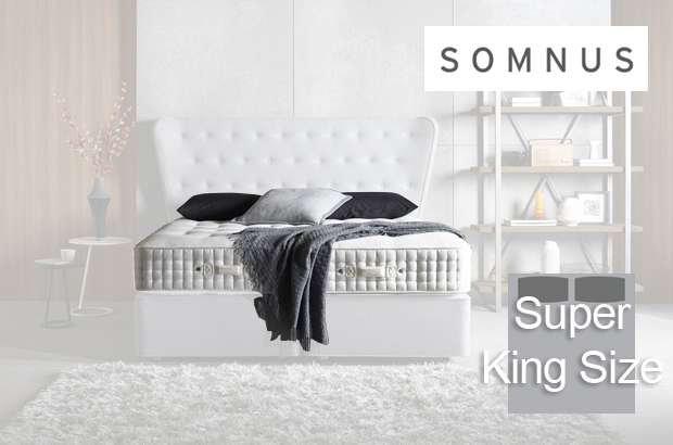 Somnus Jewel 8000 Super King Size Mattress