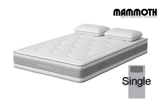 Mammoth Shine Essential Medium Pocket Single Mattress