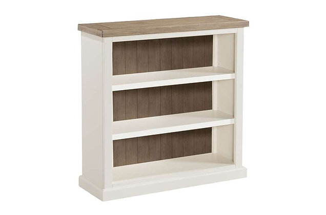 Santana Low Bookcase