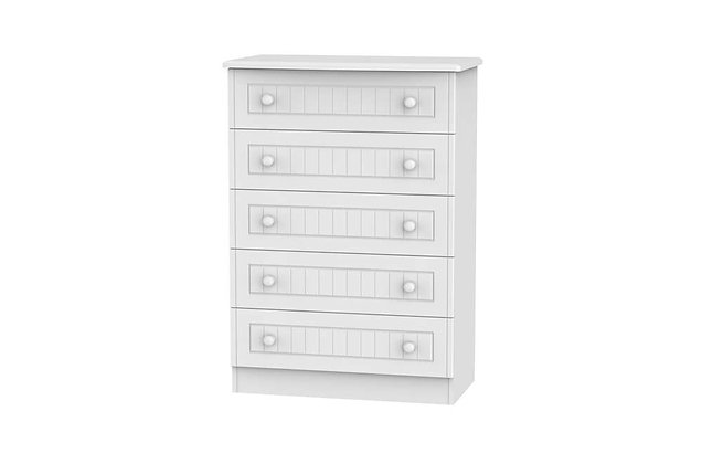Welcome Bedroom Warwick 5 Drawer Chest
