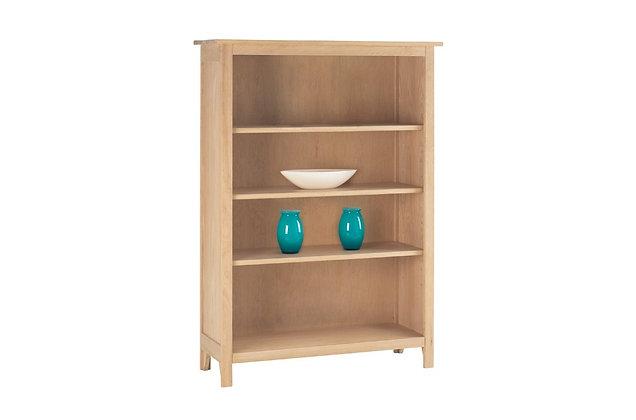 Corndell Nimbus 3 Shelf Bookcase