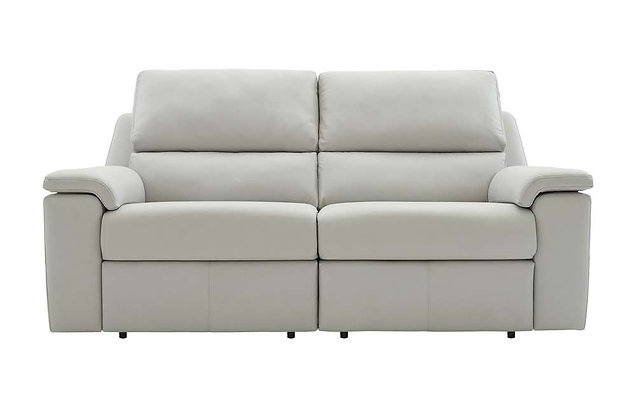 G Plan Taylor Leather 3 Seater Sofa