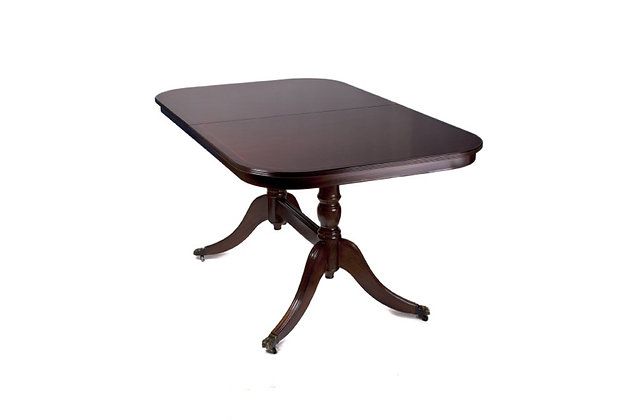 Ashmore Simply Classical 5ft D-End Flip Over Table