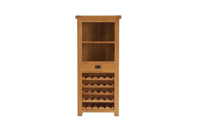 Oakwood Wine Cabinet