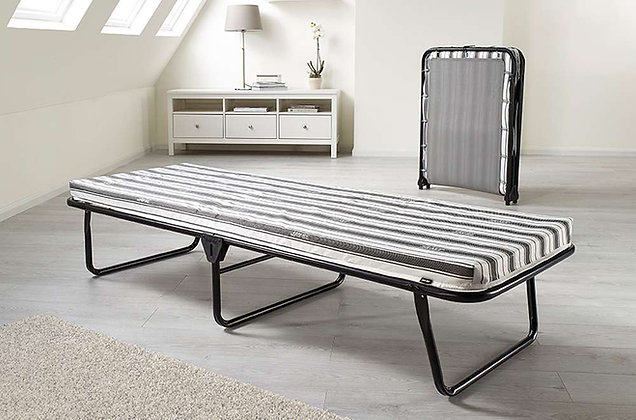 70cm Value Folding Bed with Fibre Mattress