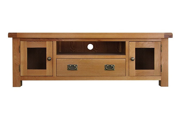 Oakwood Large TV Unit
