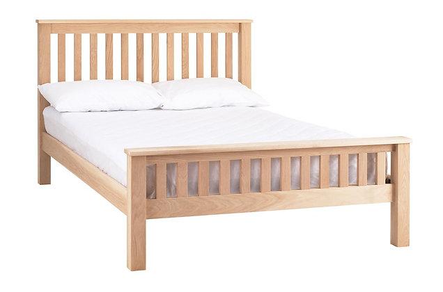 Corndell Nimbus Strata Wooden Bedstead