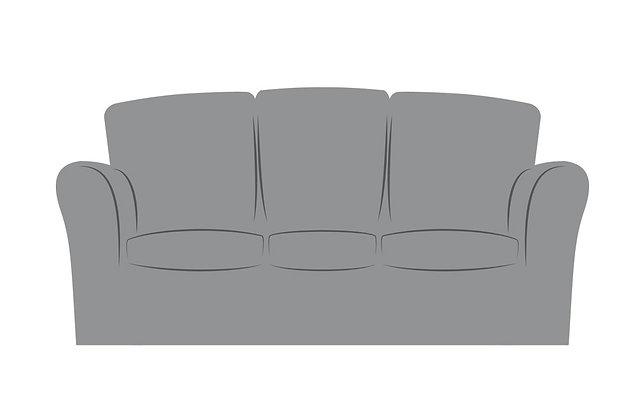 Linda 3 Seater Sofa