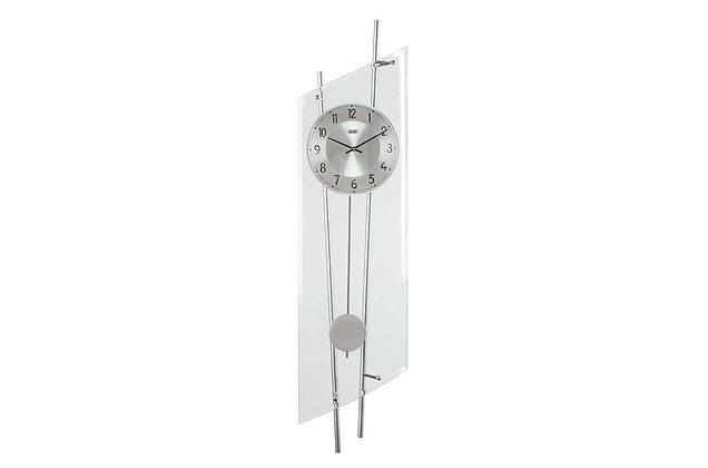Mineral Glass – Radio Controlled Wall Clock (QC 9080)