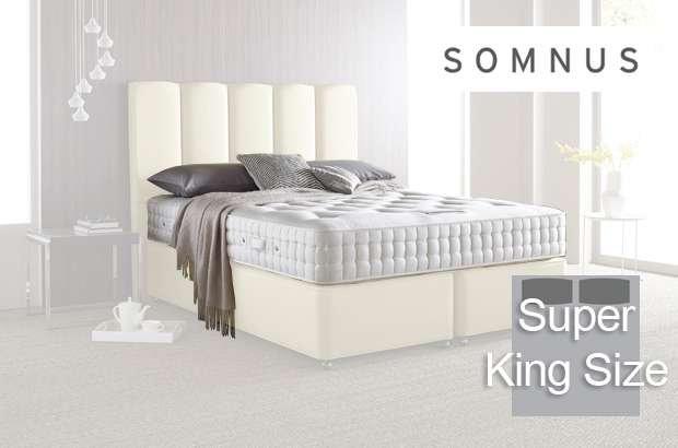 Somnus Diplomat 6000 Super King Size Mattress