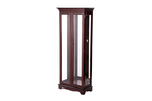 Ashmore Simply Classical Tall China Display Cabinet