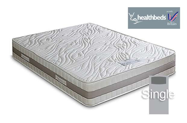 Health Beds Active Life 4000 Single Mattress