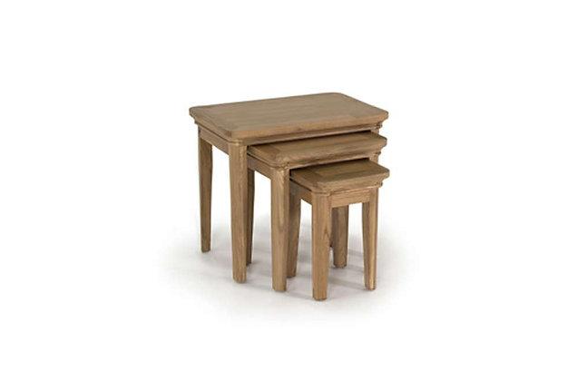 Carmen Nest of 3 Tables