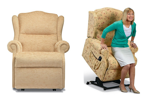 Sherborne Claremont Small Lift & Rise Care Recliner Chair