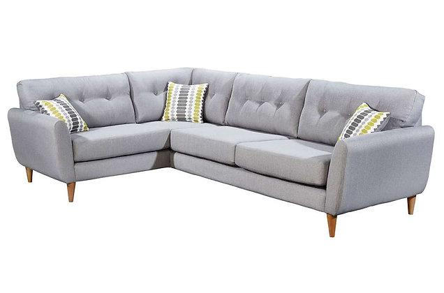Candice LHF Corner Sofa