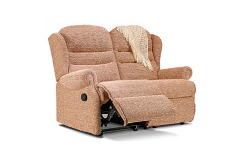 Sherborne Ashford Standard 2 Seater Manual Recliner Sofa