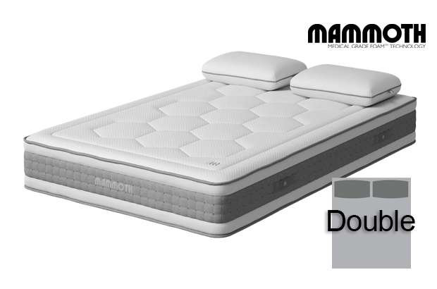 Mammoth Shine Essential Plus Softer Double Mattress