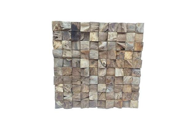 Block Wall Panel