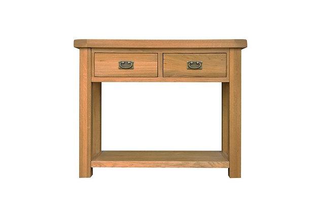 Oakwood Medium Console Table