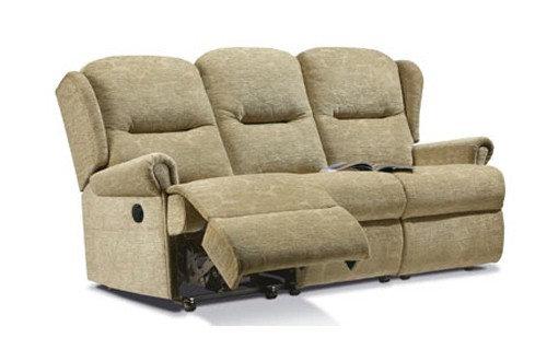 Sherborne Malvern Standard 3 Seater Power Recliner Sofa