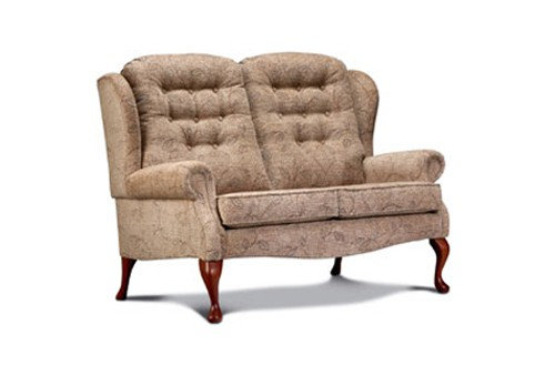 Sherborne Lynton 2 Seater Legged Sofa
